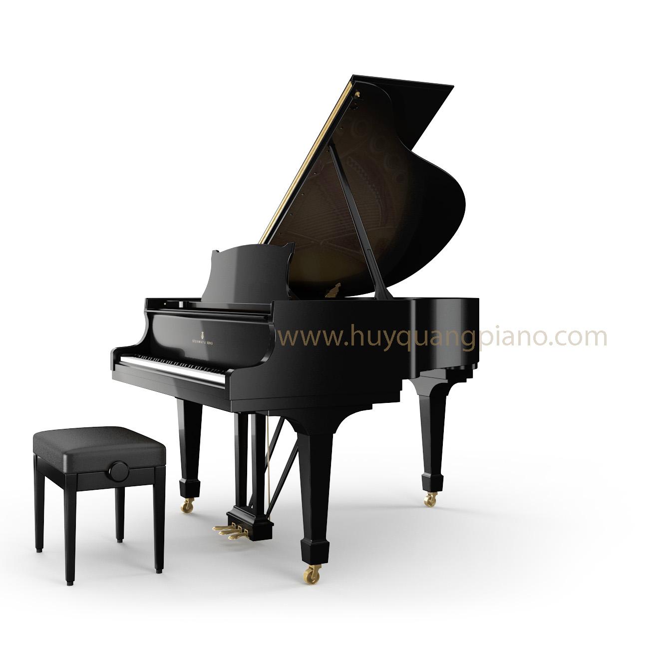 Đàn đại dương cầm Steinway & Sons - Model S155