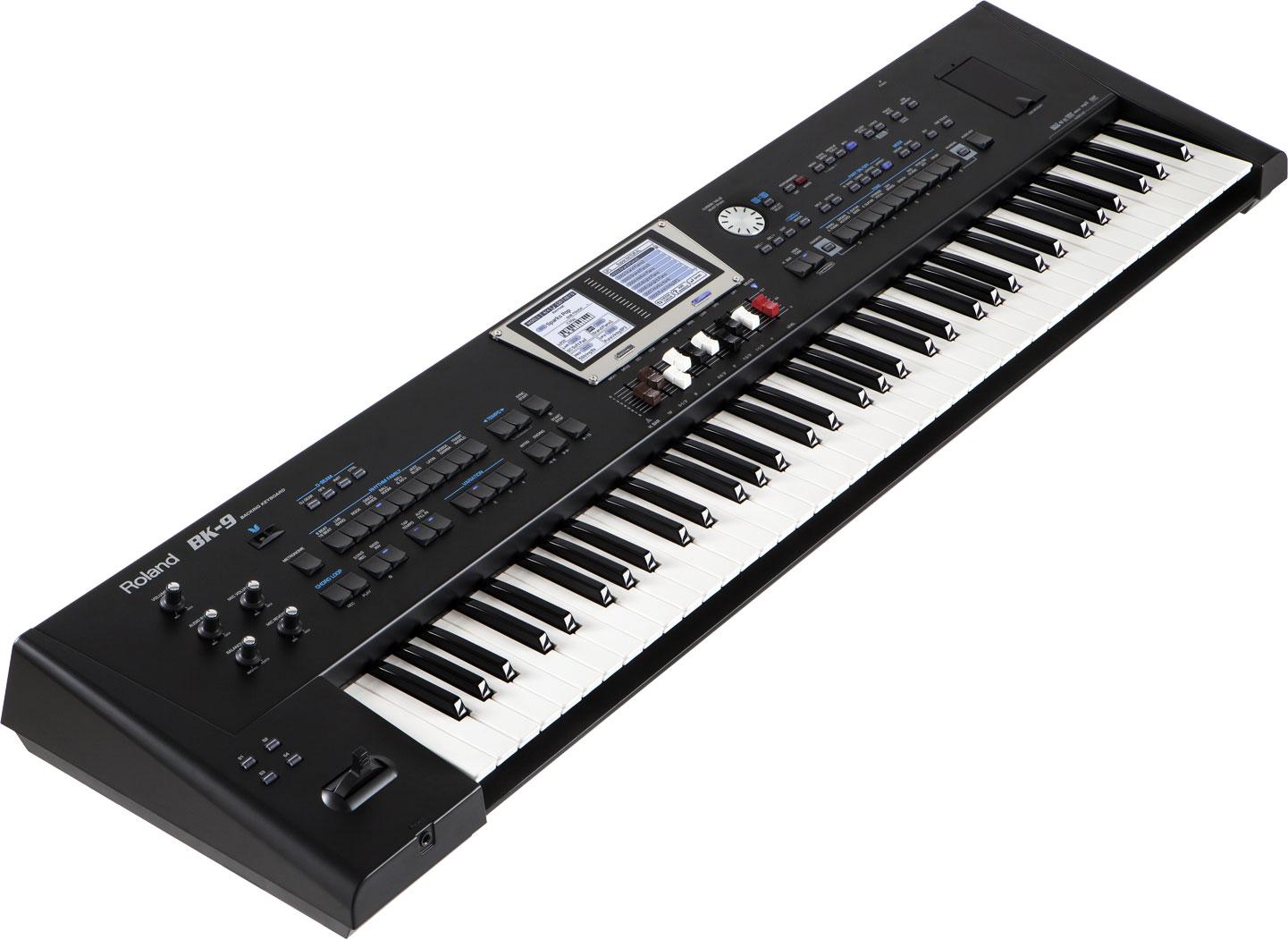 Đàn organ Roland BK-9