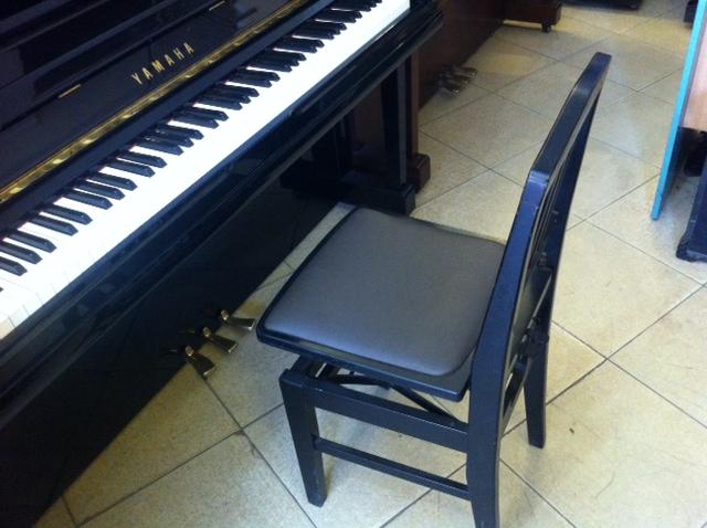 Ghế tựa piano cũ (chỉnh độ cao) Nhật