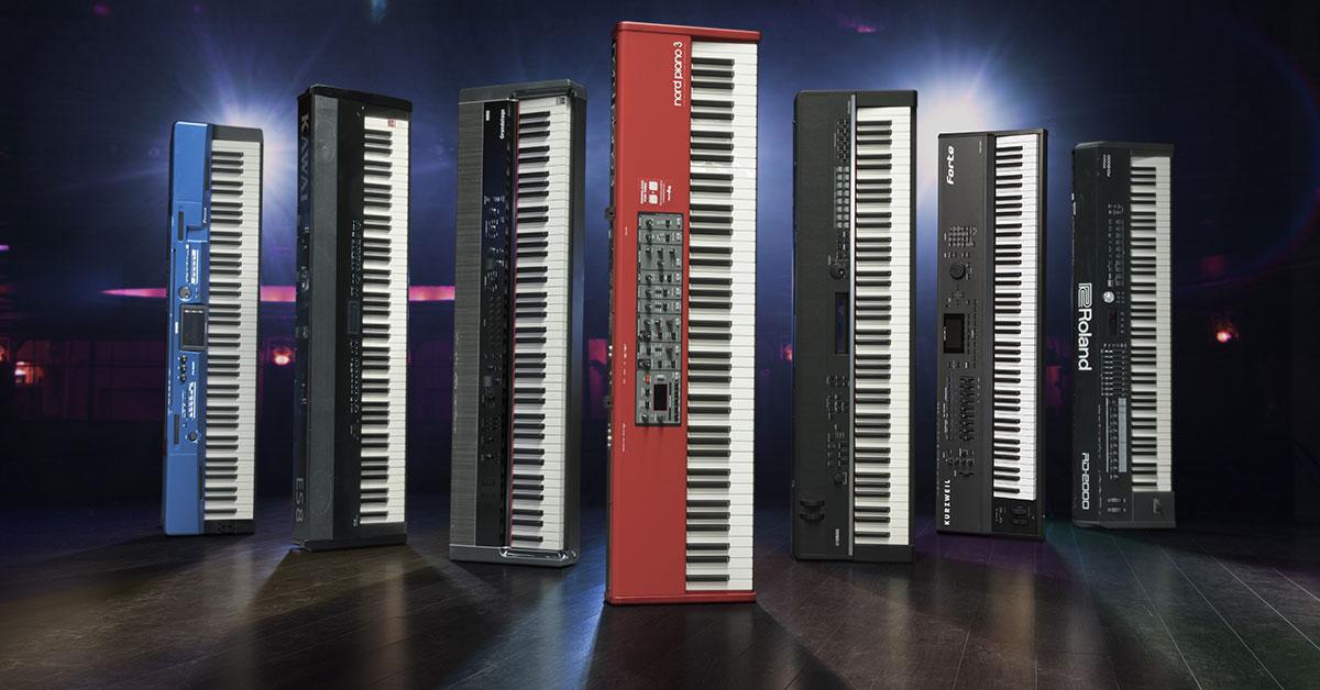 Mua đàn piano điện loại nào, hãng nào ?