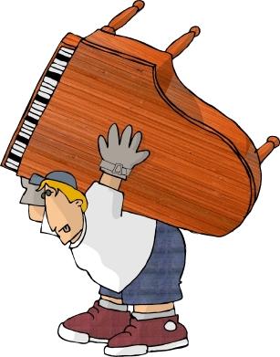 Thông tin về dịch vụ vận chuyển đàn piano