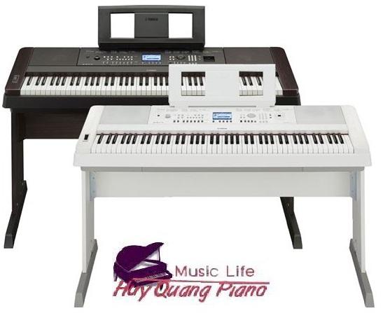 Piano điện Yamaha DGX650