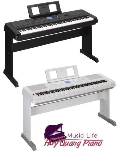Piano điện Yamaha DGX660
